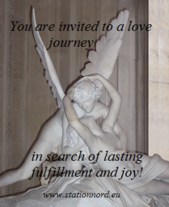 You are invited to a love journey in search of lasting fulfillment and joy!